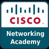Logo akademii Cisco